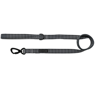 BIG & LITTLE DOGS - Houndstooth Squad Dog Leash