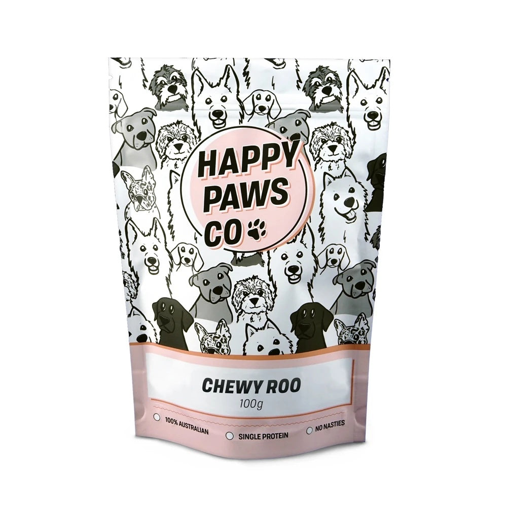 HAPPY PAWS CO - Chewy Roo