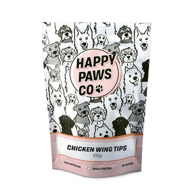 HAPPY PAWS CO - Chicken Wing Tips