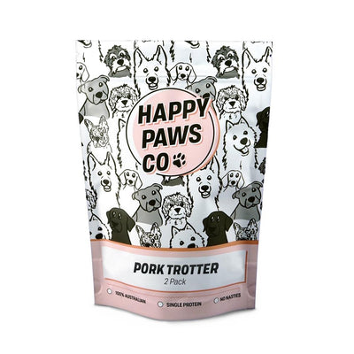 HAPPY PAWS CO - Pork Trotters