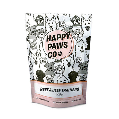 HAPPY PAWS CO - Reef & Beef Trainers