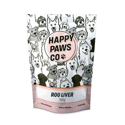 HAPPY PAWS CO - Roo Liver