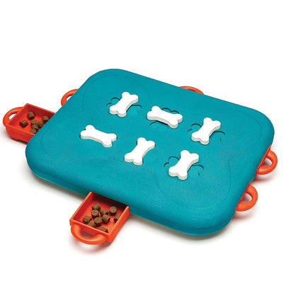 NINA OTTOSSON - Dog Casino Turquoise Puzzle Toy