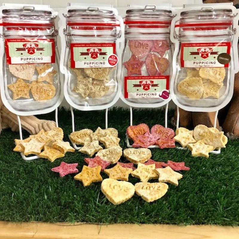 L'BARKERY - Puppicino Cookie Pack
