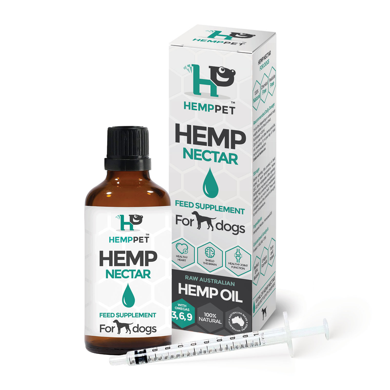 HempPet - Hemp Seed Nectar for Dogs