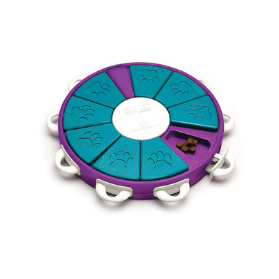 NINA OTTOSSON - Dog Twister Purple Puzzle Toy