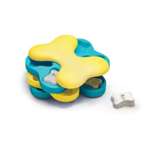 NINA OTTOSSON - Dog Tornado Blue Puzzle Toy