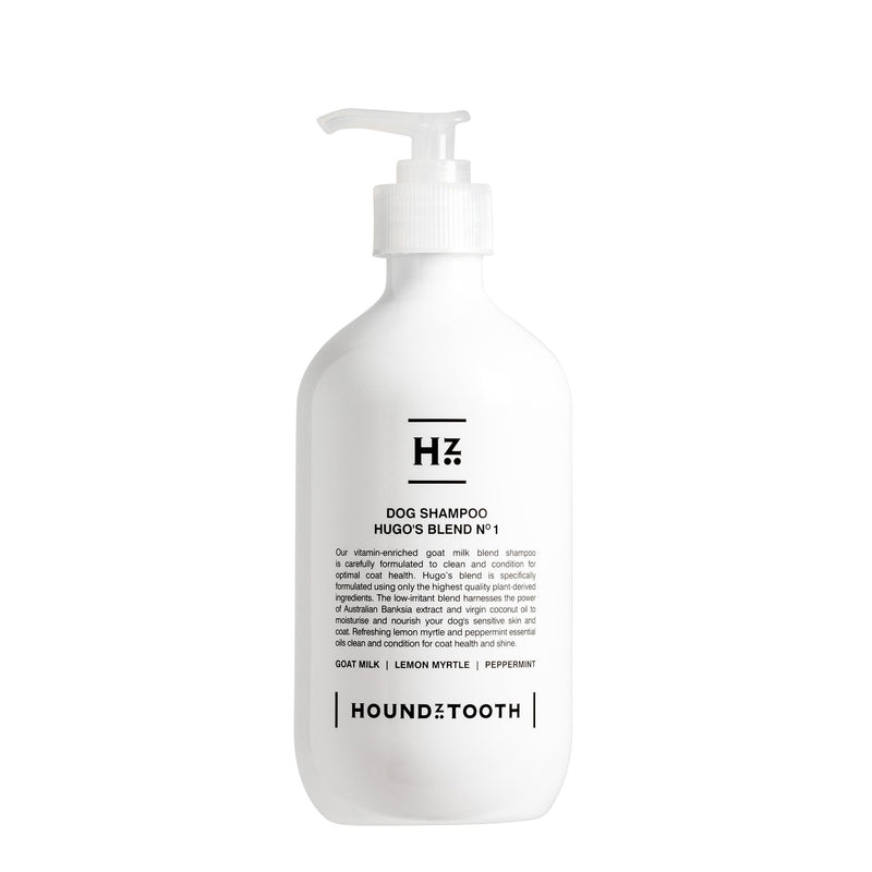 HOUNDZTOOTH - Hugo's Blend No. 1 Dog Shampoo for Sensitive Skin