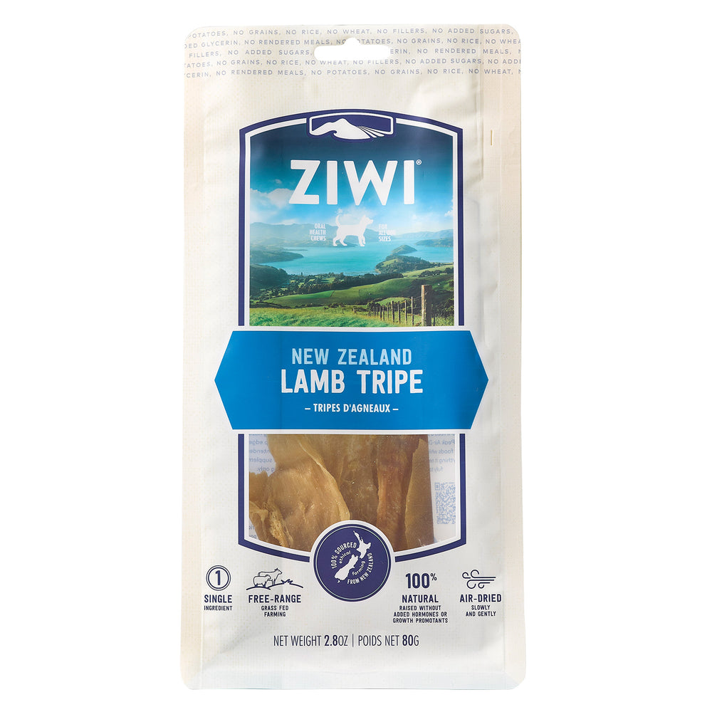 ZIWI PEAK - Lamb Tripe Oral Chews