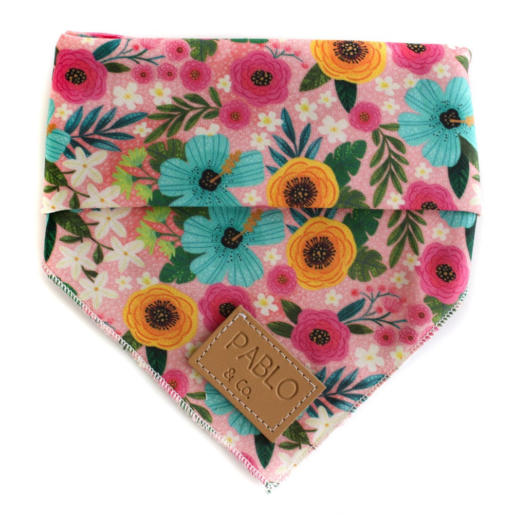 PABLO & CO - The Floral Edit Bandana