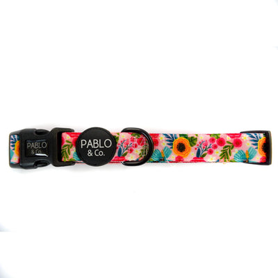 PABLO & CO - The Floral Edit Dog Collar