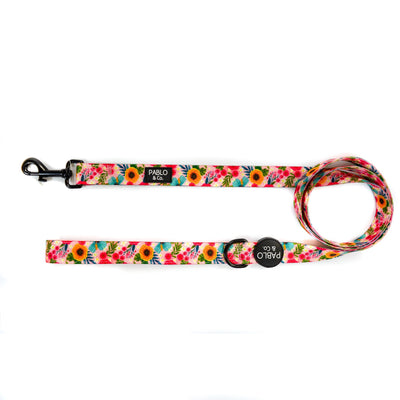 PABLO & CO - The Floral Edit Dog Leash