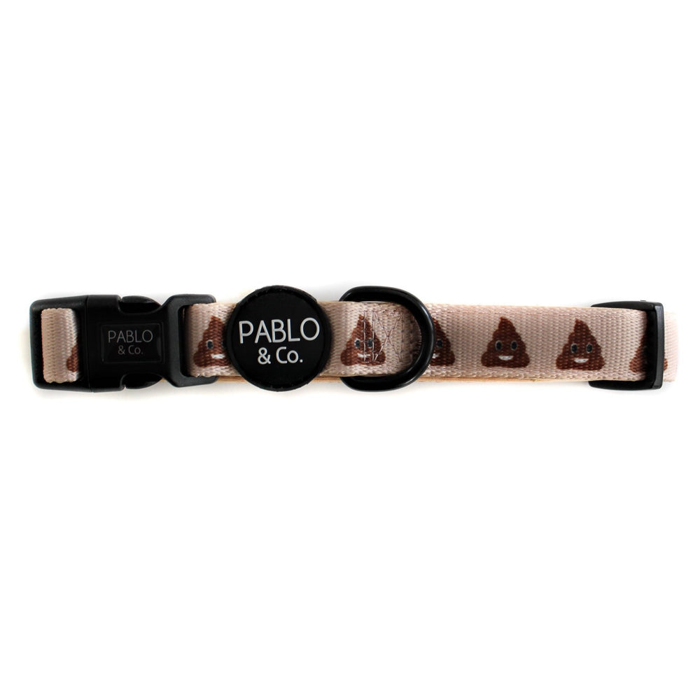 PABLO & CO - Lil Shit Dog Collar