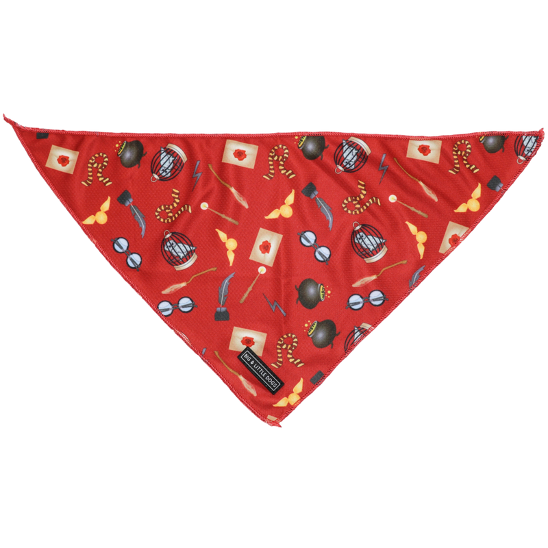 BIG & LITTLE DOGS - Harry Pupper Dog Bandana