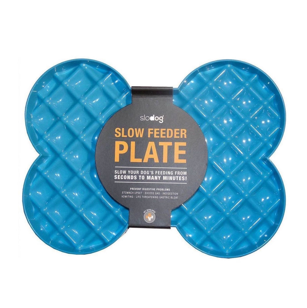 LICKIMAT - SloDog Slow Feeder Plate