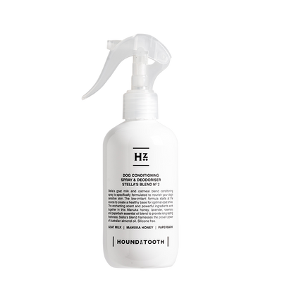 HOUNDZTOOTH - Stella's Blend No. 2 Dog Conditioning Spray & Deodoriser for Itchy Skin
