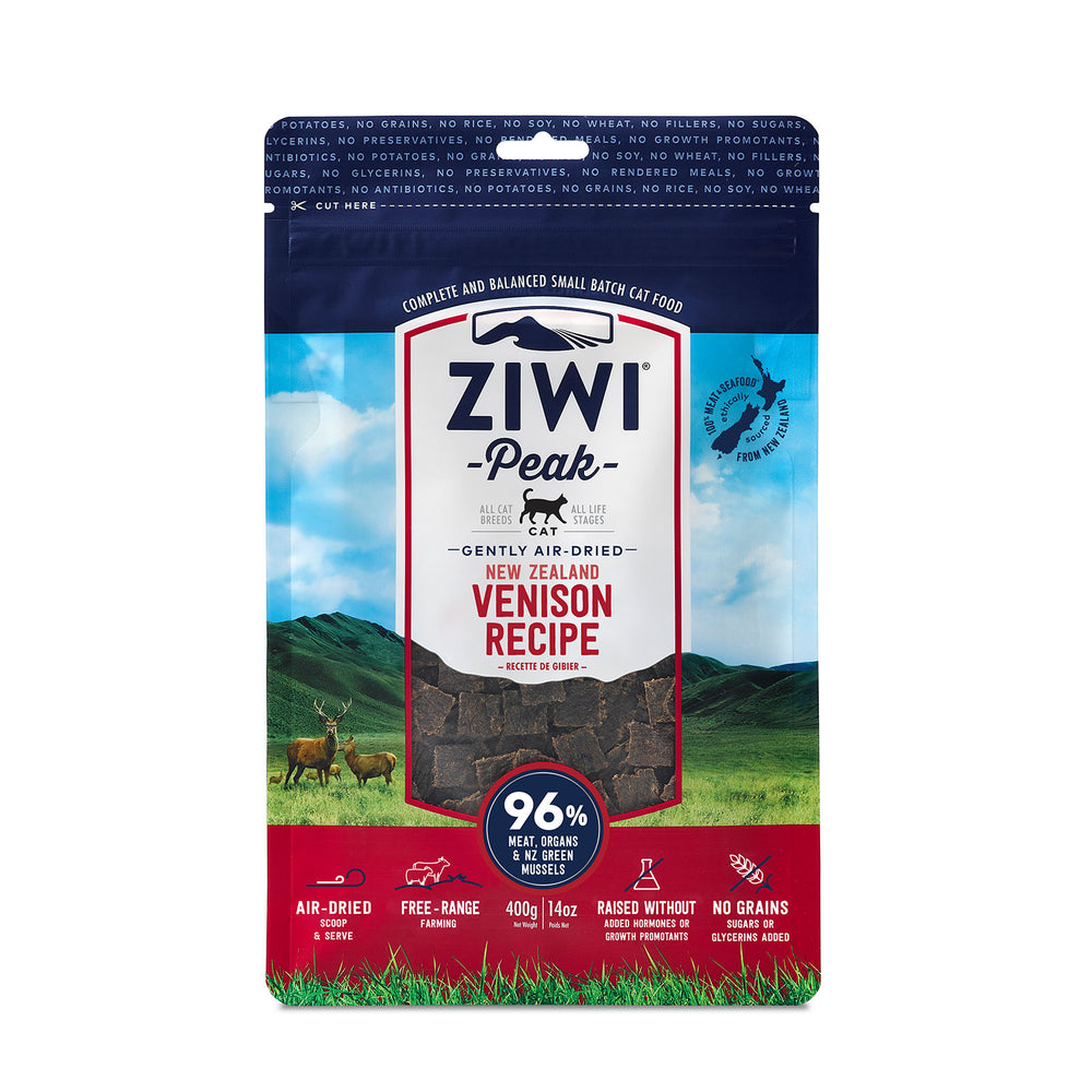 [CAT] ZIWI PEAK - Air Dried Venison