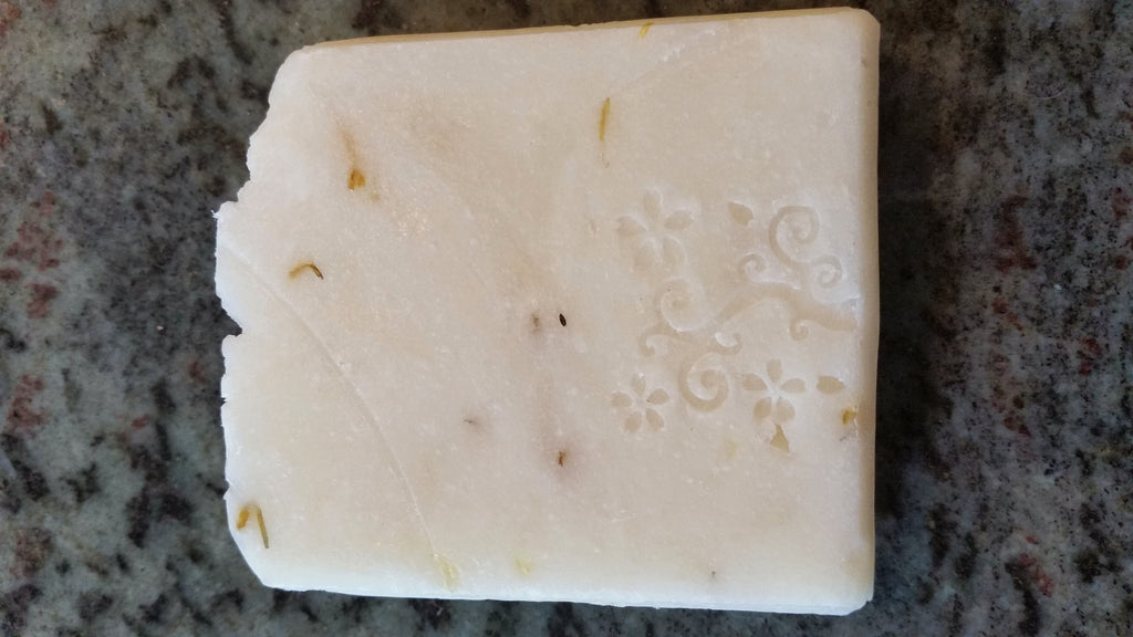 Sensitive Calendula Soap