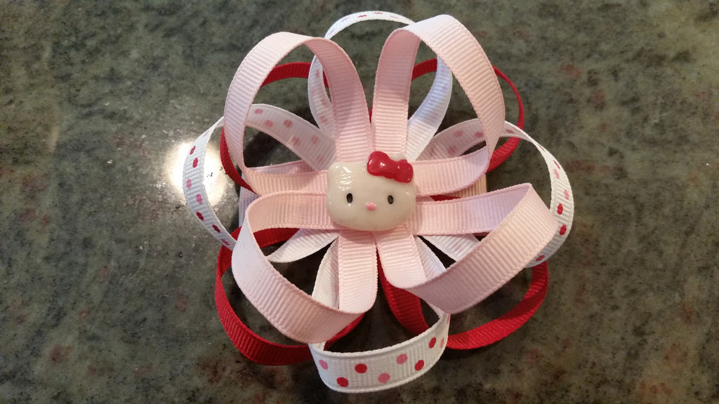 Hello Kitty Loopy Bow