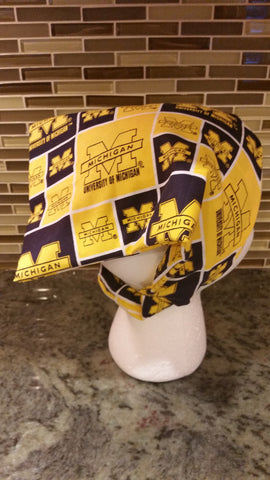 University of Michigan Bandana