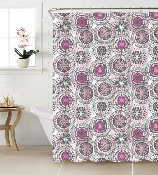 Riverside 13Pc Shower Curtains 70x72 inch -149-2X
