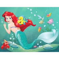 "Disney 4'3"" x 5'8"" Area Rugs - LM SEA GOOD FRIENDS"