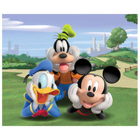 "Disney 4'3"" x 5'8"" Area Rugs-CLUB HOUSE GANG"