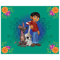 "Disney 4'3"" x 5'8"" Area Rugs-COCO POWER OF MUSIC"