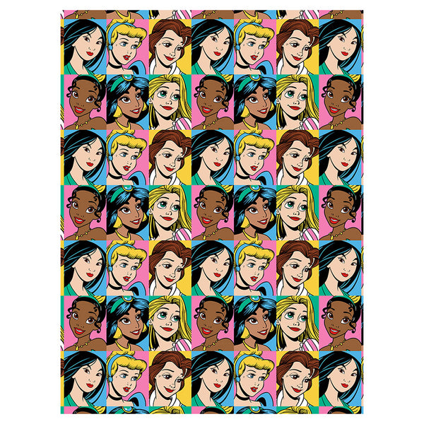 "60"" x 80"" Disney Twin_Full Silk Touch Blanket - PRIN-PORTRAITS"