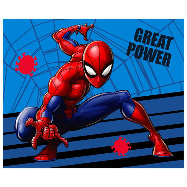 "Disney 4'3"" x 5'8"" Area Rugs-SM GREAT POWER"
