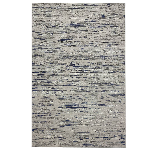 Vista 6 Grey Blue With Patchwork Style to Beautify Your Living Space