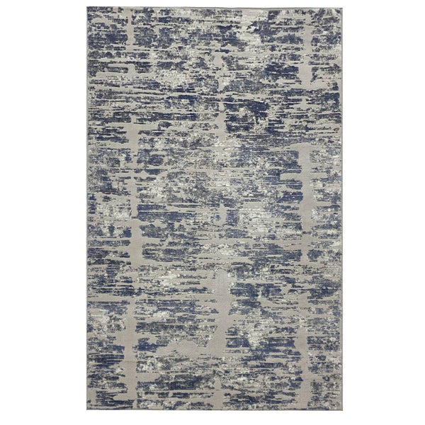 Vista 7 Grey Blue With Patchwork Style to Beautify Your Living Space