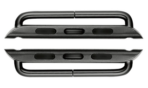 Apple iWatch Connectors - Black for 42/44mm