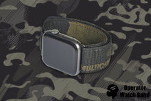 Load image into Gallery viewer, Operator Watch Band by Ventumgear - MultiCam® Black