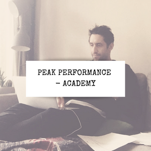 PEAK PERFORMANCE - ACADEMY