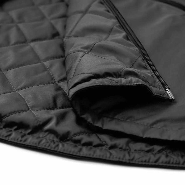 Chrome Insulated Jacket - BEDFORD