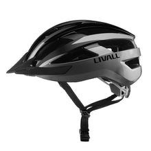 Livall MT1 Matte Black Smart Bike Helmet Black