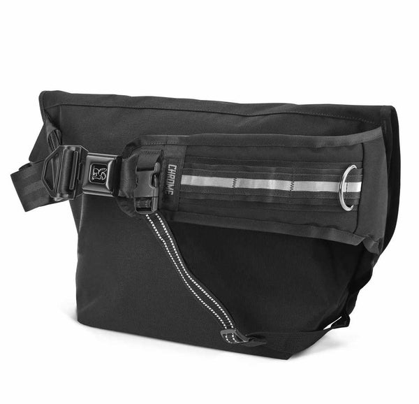 Chrome Messenger Bag - MINI METRO