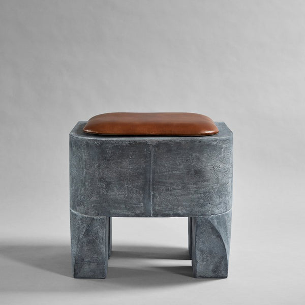 101 Copenhagen available online in North America, Canada, and USA at Studio Nordhaven - Sculp Stool & Cushion