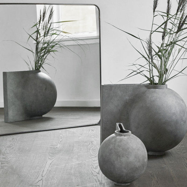 101 Copenhagen available online in North America, Canada, and USA at Studio Nordhaven - Offset Big Vase and Small Vase