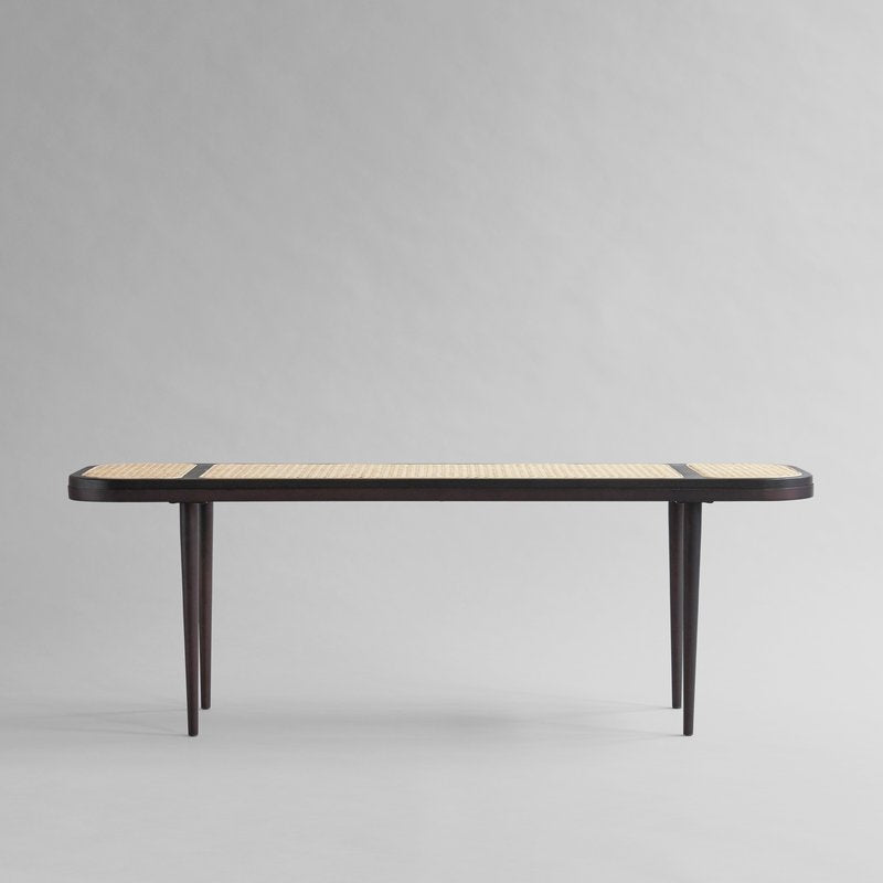 101 Copenhagen available online in North America, Canada, and USA at Studio Nordhaven - Hako Bench, Burned Black