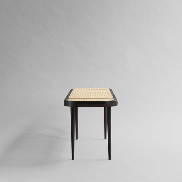 101 Copenhagen available online in North America, Canada, and USA at Studio Nordhaven - Hako Bench. Burned Black