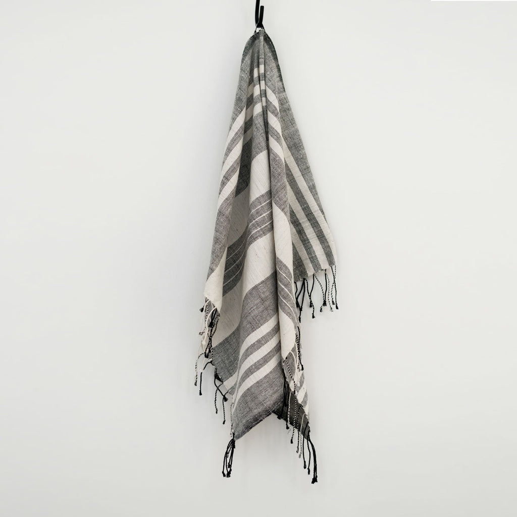 Usva Hand Woven Towel - Towel Collection - Sera Helsinki  - Finland - North America - Canada - USA