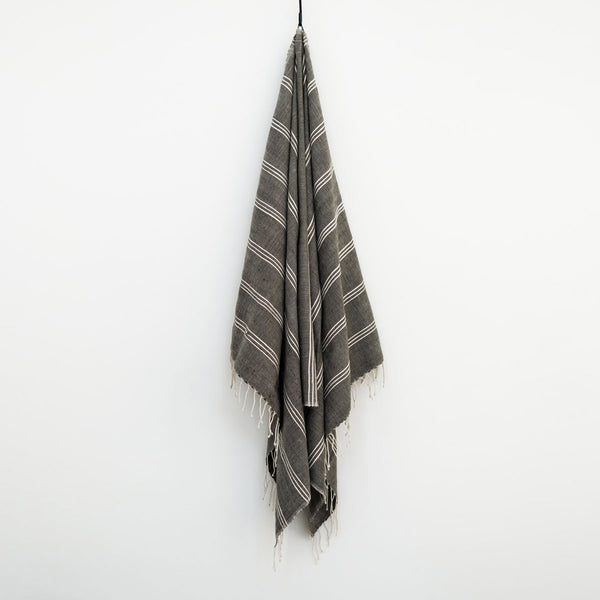 Tikhu Hand Woven Towel - Towel Collection - Sera Helsinki  - Finland - North America - Canada - USA