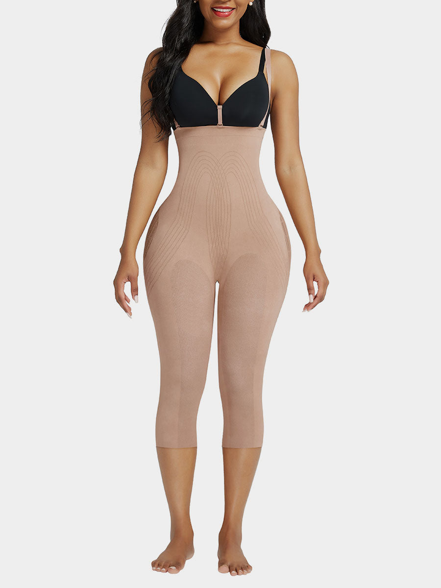 Full-Length MagicMesh Leggings Shapewear