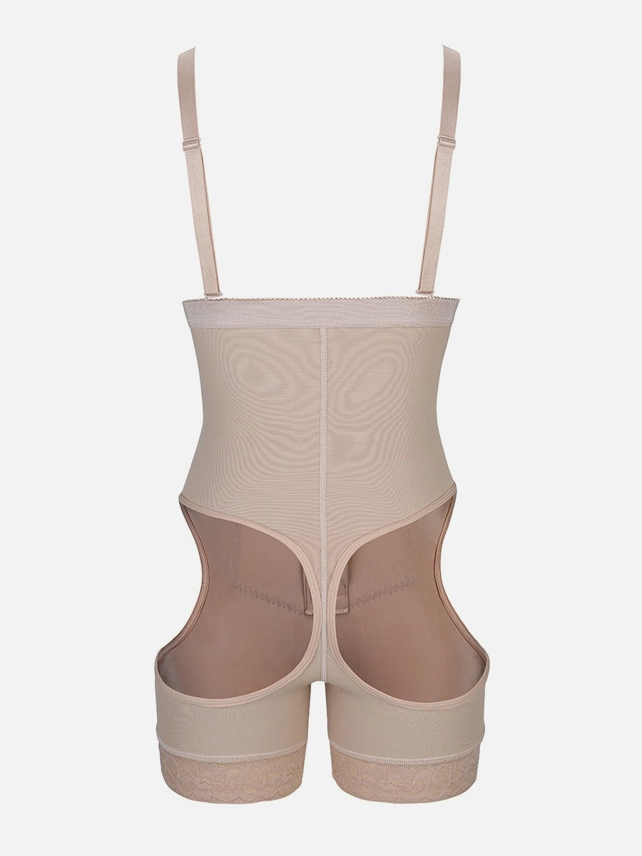 Removable Straps Butt Lifter Shapewear