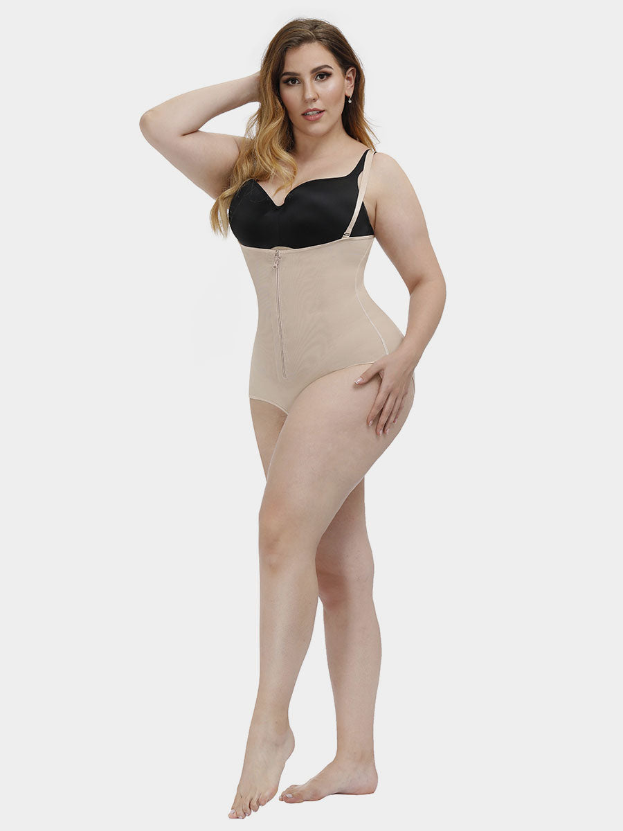 Plus Size Firm Control Full Body Shaper