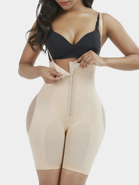 Tummy Control Butt Lifter Body Shaper Shorts
