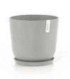 Oslo 35 ECO Pot White Grey