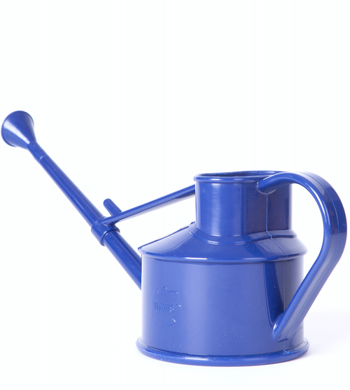 Greenery Australia indoor watering can for your first can or great to give as a gift. The pour is slow and steady from the spout.  Engineered from premier grade, recyclable plastic for thick wall strength and long life  Product Dimensions.  30.5cm L / 12cm W / 12cm H  Weight 0.8kg (when filled with water)